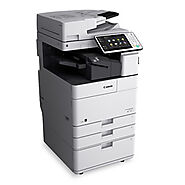 Canon-4535 lease printer for small business