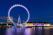 Guided London City Tour with Tower of London & London Eye