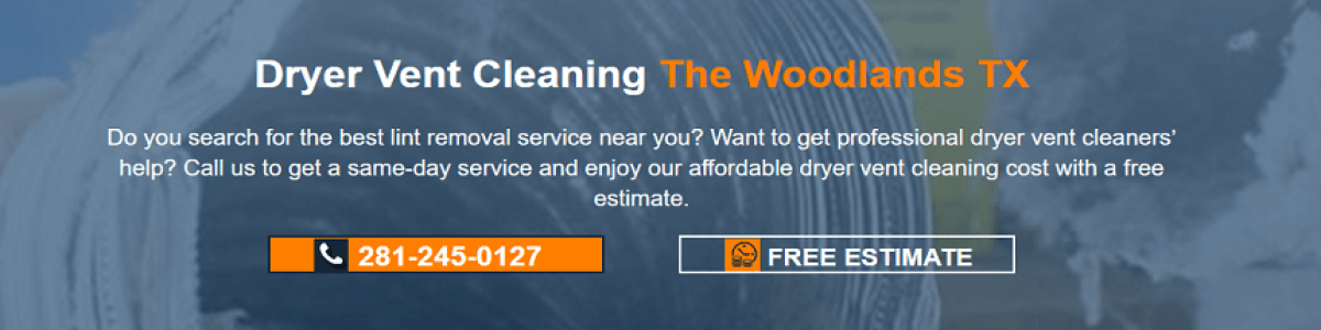 Headline for 911 Dryer Vent Cleaning The Woodlands TX