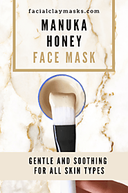 5. Manuka Honey Face Mask