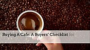 Buying a Cafe in Bundall: Your Ultimate Checklist