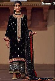 Buy Indian Chiffon Maxi On Sale exclusive at Replica Zone
