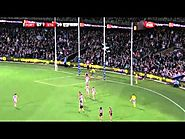 Chad Wingard mark of the year contender - Round 12, 2014 v St. Kilda