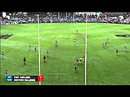 Jay Schulz end to end goal - Round 14, 2014 v Western Bulldogs