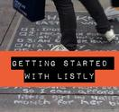Get started with Listly - A beginners guide to social list making