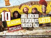10 Reasons to Take a Fresh Look at Lists (Monty Python style)