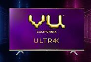 Vu Television Launches Four New 4K Android Smart TVs in India