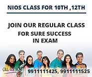 Cbse Patrachar Vidyalaya open school Nios admission Centre form in GTB. Nagar, Vijay Nagar, Model town in Delhi for c...
