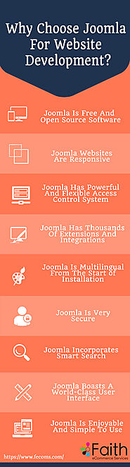 Why Choose Joomla For Website Development?