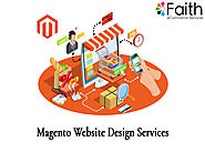 Magento Website Design Services At 1 Click