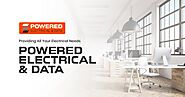 See Our Projects Gallery - Powered Electrical & Data