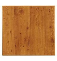 Infused Hardwood Outdoor Restaurant Table Tops - Bistro Tables & Bases