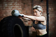 Kettlebell Workout for Women to Burn Mass Fast!
