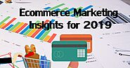 Ecommerce Marketing Insights for 2019