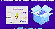 E-commerce Tips for 2019 Holiday Shopping Season