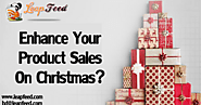 Enhance Your Product Sales On Christmas?