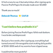 ✔️ PASSIVE PROFIT PAGES REVIEW ✔️ ARE... - Scam Or No Reviews | Facebook