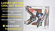 Luxury Art and Cool Art MiamiLuxury Art and Cool Art Miami | Visual.ly