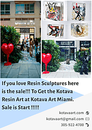 Purchase the Kotava Resin Art