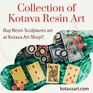 Collection of Kotava Resin Art | edocr