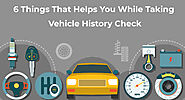 Vehicle Check | Free Vehicle Check History