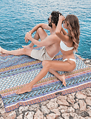 Tesalate Extra Large Beach Towel
