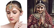 Best Online Shops To Buy Mathapatti For A Glamorous Bridal Look!