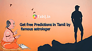 Free Tamil Astrology Full Life Prediction visit Tabij.in +919776190123