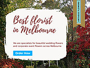 Find a Best Florist in Melbourne - Antaeus Flowers