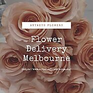 Flower Delivery Melbourne – Antaeus Flower