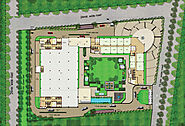 Site Plan - Anthurium Noida Master Layout Plan