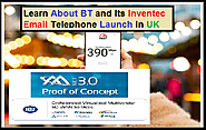 Learn About BT and Its Inventec Email Telephone Launch in UK - Welcome to Contact Support Helpline