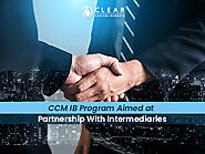 CCM IB Program Aimed at Partnership With Intermediaries