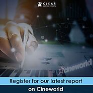 Register for our latest report on Cineworld