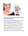 Cash Loans No Credit Check- Good for People with Bad Credit Rating