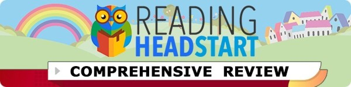 Headline for Reading Head Start