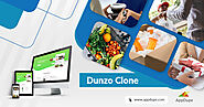 Offer multiple services with a Dunzo clone app development