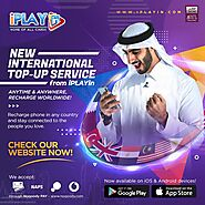 Try iPLAYin intl' Top-Up Service NOW!