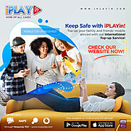 International Top-up service from iPLAYin