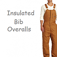 [NEW] 2XL 3XL 4XL 5XL Insulated Bib Overalls for Men - Best Big and Tall Sizes. LinkHubb
