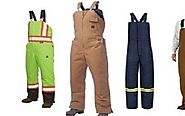Insulated Bib Overalls For Men 2xl 3xl 4xl 5xl 6xl