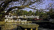 A calm and soothing place of Pune - Cushy Blog