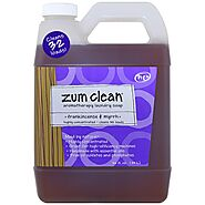 Zum Clean laundry products