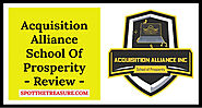 DON'T JOIN! Acquisition Alliance School Of Prosperity