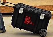 PPE Monthly Restock Services With Lock-In Storage Bin From PRL Co