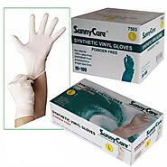 Synthetic And Disposable Vinyl Gloves In Los Angeles - PRL Co