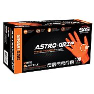 Disposable Astro-Grip Textured Hand Gloves in Los Angeles -PRL Co