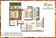 Actual Units Floor Plan of Antriksh Golf Links - Latest Floor Plans