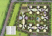 Site Plan - Antriksh Golf Links Master Plans - Layout Plan