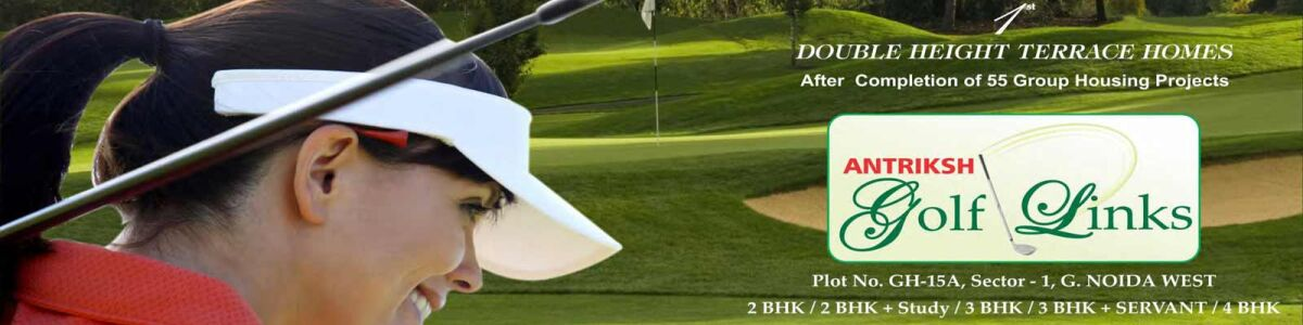 Headline for Starting with best price list of Antriksh Golf Links - Payment Plan